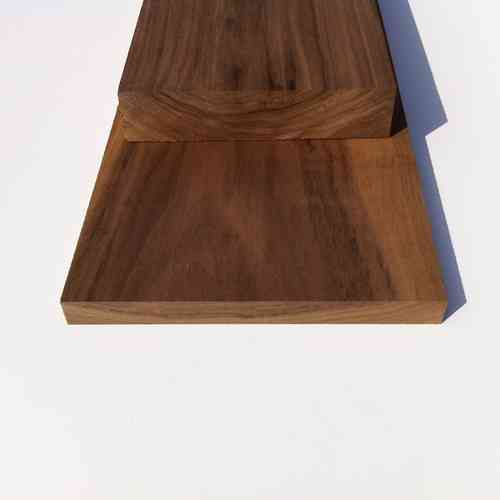 Planed American Walnut - 69mm thick