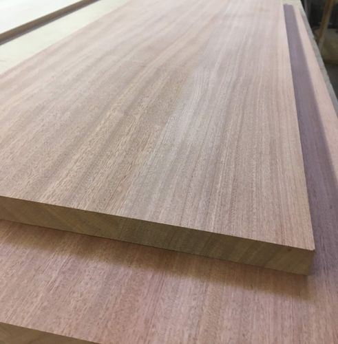 Sapele Panels - 19mm thick