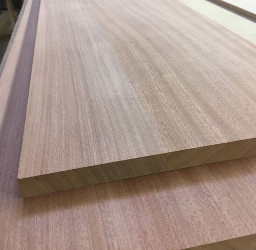 Sapele Panels - 40mm thick