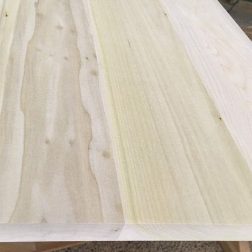 Tulipwood Panels - 25mm thick